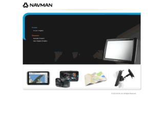 service.navman.com screenshot