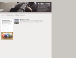 service.peek-cloppenburg.de screenshot