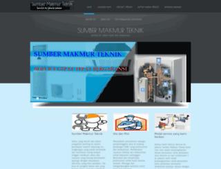 serviceac.web.id screenshot