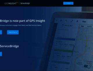 servicebridge.com screenshot