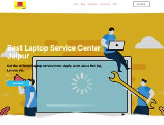 servicecenterjaipur.co.in screenshot
