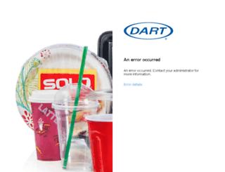 servicedesk.dartcontainer.com screenshot