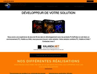 serviceinfo76.com screenshot