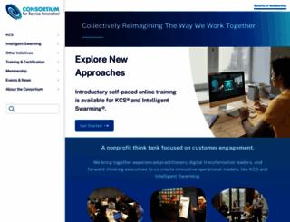 serviceinnovation.org screenshot