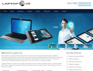 servicelaptopcalicut.com screenshot