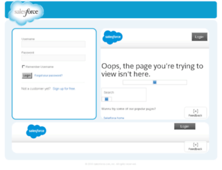 servicemaxdemo-9180.cloudforce.com screenshot
