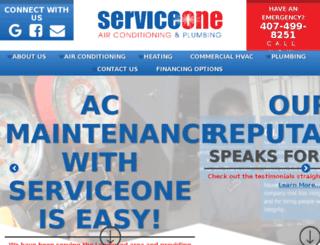 serviceone.nexhorizon.net screenshot