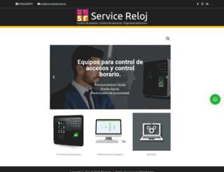 servicereloj.com.ar screenshot