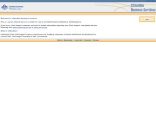 services.csa.gov.au screenshot