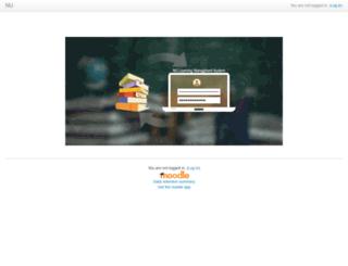 services.niituniversity.in screenshot