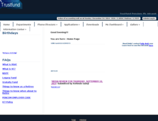 services.trustfundpensions.com screenshot