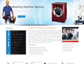 servicesbangalore.com screenshot