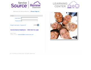 servicesource.csod.com screenshot