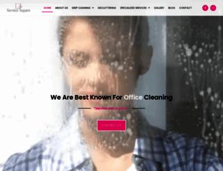 servicesquare.com screenshot