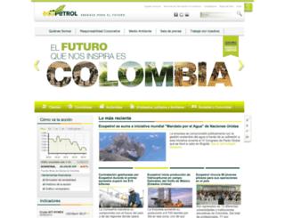 serviciocliente.ecopetrol.com.co screenshot