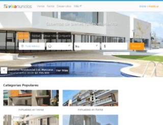 servicios-eventos.vivastreet.com.ve screenshot