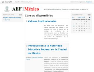 serviciosenlinea.sepdf.gob.mx screenshot