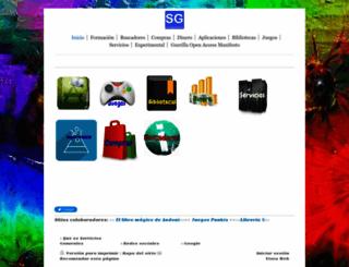 serviciosgenerales.org screenshot