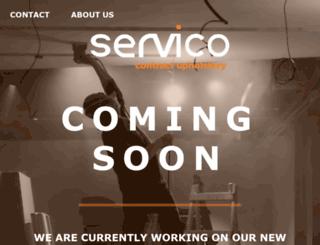 servico-ind.com screenshot