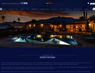 servingpalmsprings.com screenshot