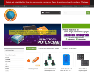 servinmovil.com.mx screenshot