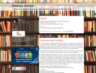 serviosocial.blogspot.com screenshot