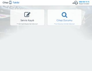 servis.telpa.com screenshot