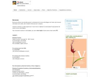 servizi.veneto.eu screenshot