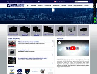 servomatik.com screenshot