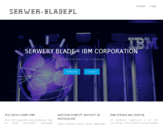 serwer-blade.pl screenshot