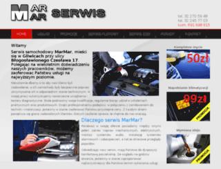 serwis-gliwice.com screenshot