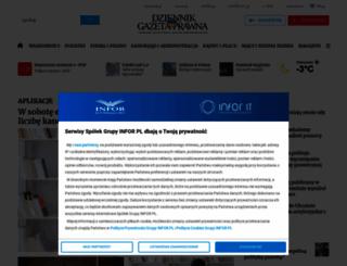 serwisy.gazetaprawna.pl screenshot