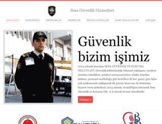sesaguvenlik.com.tr screenshot