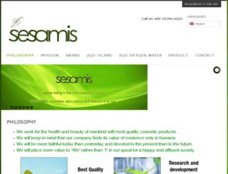sesamis.net screenshot