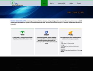 seshachal.com screenshot