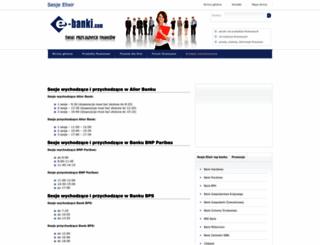 sesje-elixir.e-banki.com screenshot