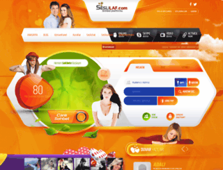 seslilaf.com screenshot