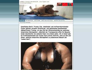 sessionwrestling.de screenshot