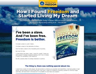 set-yourself-free.com screenshot
