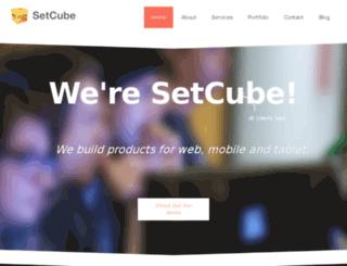 setcube.com screenshot