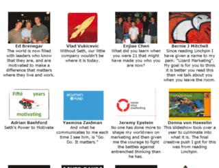 seth50.com screenshot