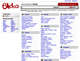 setubalcity.blidoo.pt screenshot