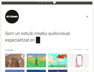 setzenou.com screenshot