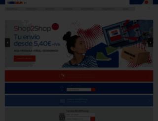 seur.es screenshot