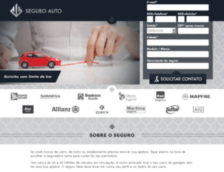 seuseguro-auto.com screenshot