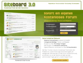 sevdakaramforumu.siteboard.de screenshot