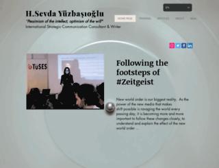 sevdayuzbasioglu.com screenshot