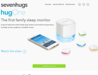 seven-hugs.com screenshot
