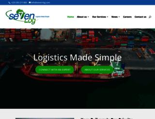 seven-log.com screenshot