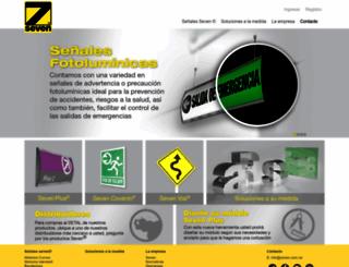 seven.com.ve screenshot